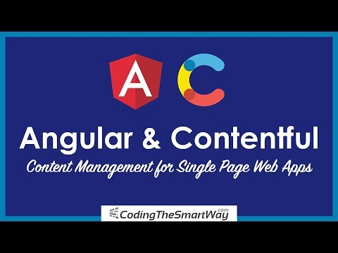 Angular And Contentful - Content Management For Single-Page Web Apps