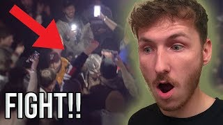 FIGHT BROKE OUT AT OLIVER FRANCIS LIVE SHOW!!!