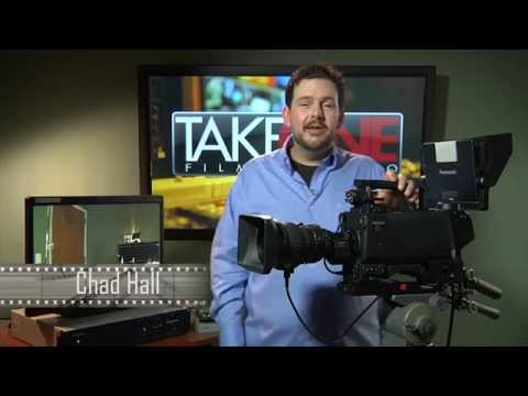 Panasonic AK-HC3800 HD Broadcast / Studio Video Camera Review