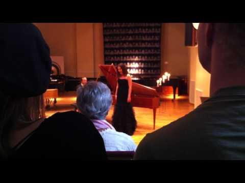 Ingeborg Aadland, eksamenskonsert, Grieg Academy, Bergen  1/4