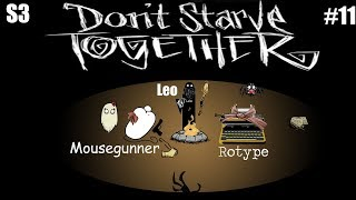 Let's Play Don't Starve with Mousegunner and Rotype: Series 3, Episode 11