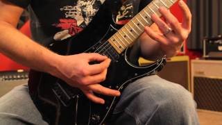 How to Play Steve Vai