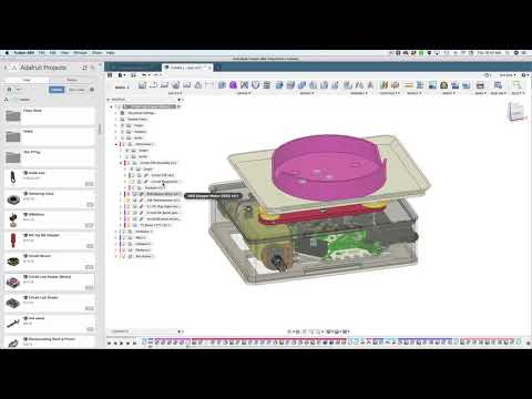 Fusion 360 Tutorial – Exporting Projects - YouTube