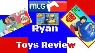 mlg ryan s toys reviews