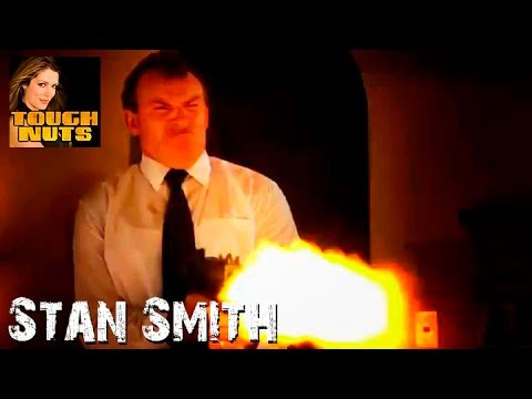 Tough Nuts | Stan Smith | The Enforcer | S2E2