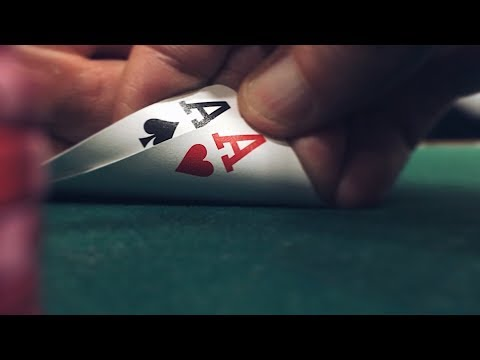 Pocket Aces (and other hands!) at the World Series of Poker
