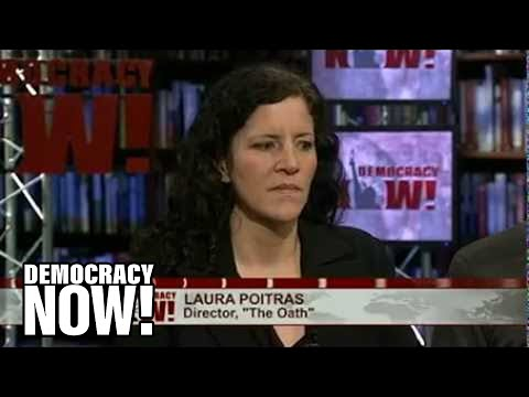 Detained in the US: Filmmaker Laura Poitras Held, Questioned Some 40 Times at US Airports