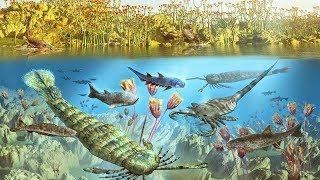 Sylur - życie wychodzi na ląd - Historia Ziemi #6