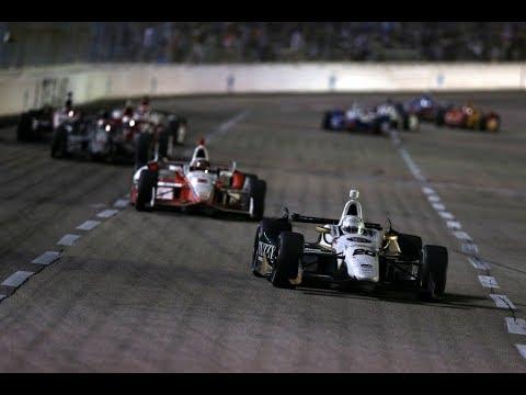 Indycar Dallara circa 2011 at Charlotte Motor Speedway - Oval