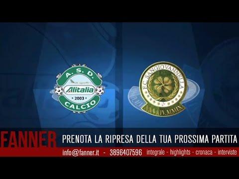 [Integrale] A -  20^ - Alitalia Calcio VS Sangiovannella - legacalcioa8.it
