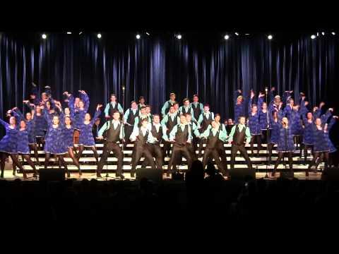 Show Choir Invitational 2015- Iowa City, City High, 4th Avenue Jazz Company
