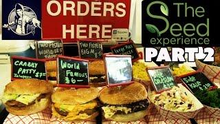 The Seed Part Ii | Vegan Cheese & Fast Food