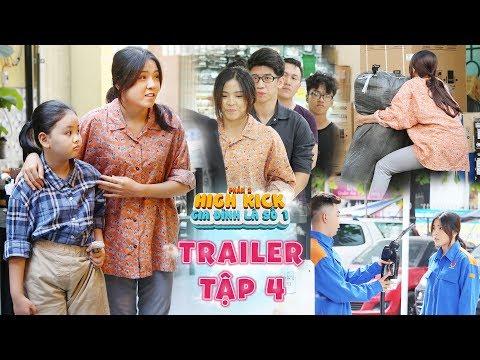 Gia đình là số 1 Phần 2 | trailer tập 4: Chạnh lòng hình ảnh chị em Thanh Hà rong ruổi kiếm việc làm