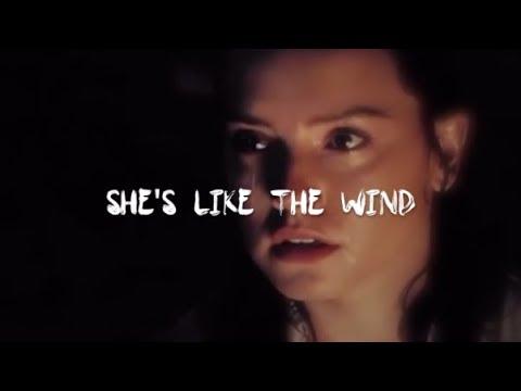 Reylo l She's Like The Wind