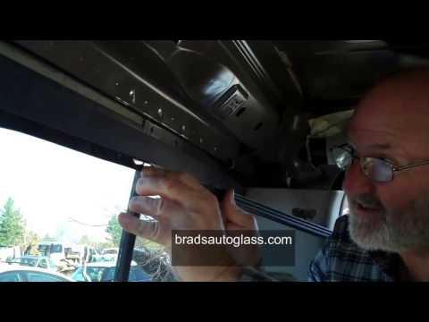 Dodge ram window repair