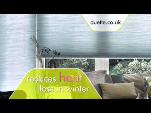 Duette® Blinds TV Advert 2015