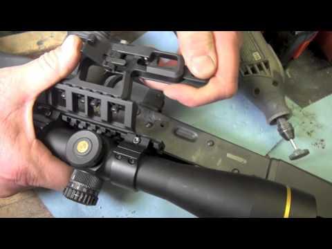 AK Rail Install