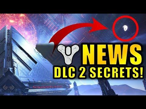 Destiny 2 News: WARMIND SECRETS! New DLC 2 Info! Next Iron Banner!