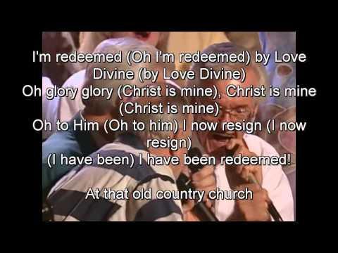 that old country church.hymn..lyrics