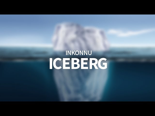 Inkonnu - ICEBERG ( Audio Lyrics )