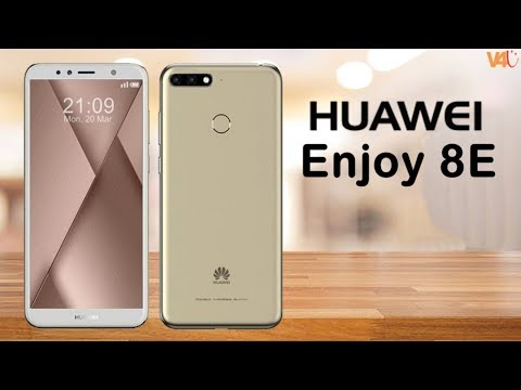 Huawei Enjoy 8E Official Look, Release Date, Price, Specifications, Camera, Features, First Look