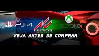 ASSISTA ANTES DE COMPRAR: ASSETTO CORSA PS4 & XBOX ONE