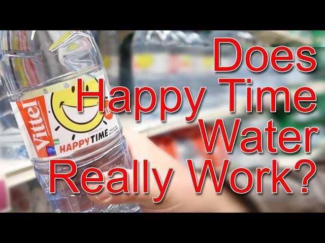 Happy Water in France - Does It Really Work?
