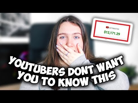How Much Money Can Small YouTubers Make On YouTube Monetization & Adsense