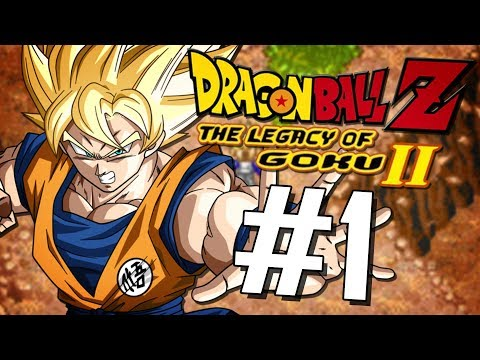 Gohan DIES?! Its Time to go Back in Time!! | Dragon Ball Z: The Legacy of Goku II - Part 1