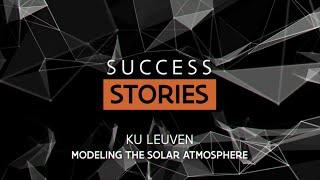 Success Stories | Rony Keppens | Ku Leuven