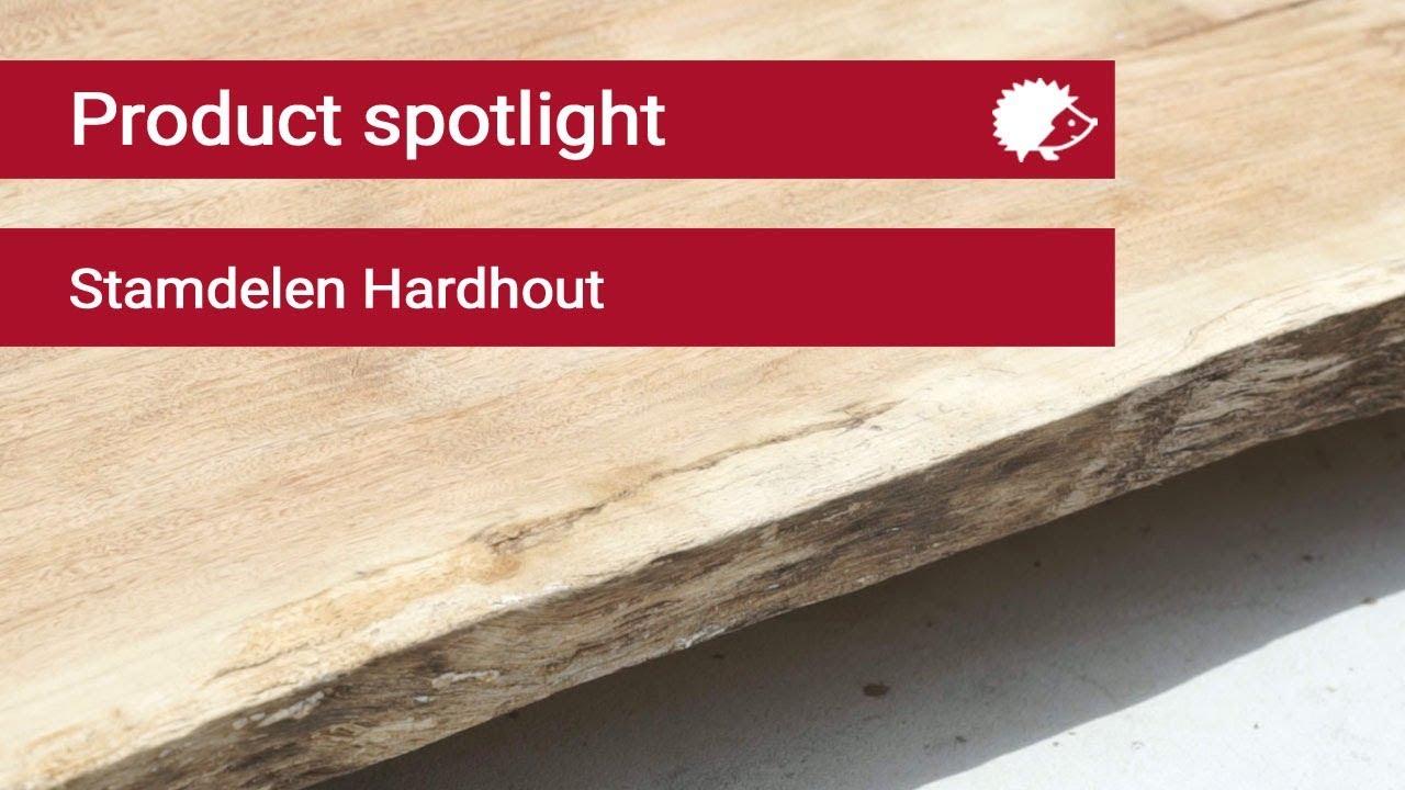 Tafel Maken Van Boomstam.Product Spotlight Zelf Boomstam Tafel Maken Van Hardhout Stamdelen
