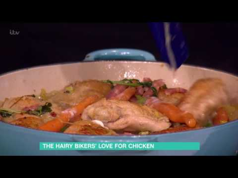 The Hairy Bikers' One Pot Chicken | This Morning