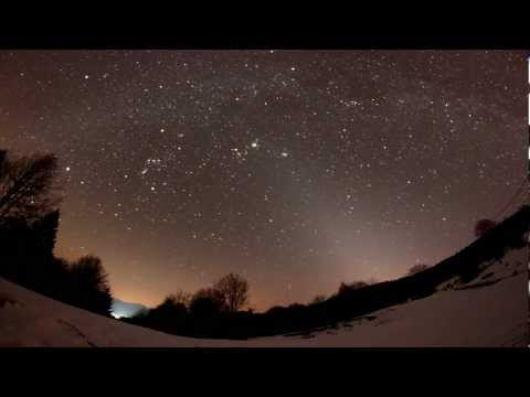 Zodiacal Light and Geostationary Satelites