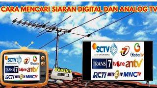 Cara Mencari Siaran Tv Digital Lg