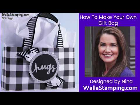 How To Make Your Own Gift Bags