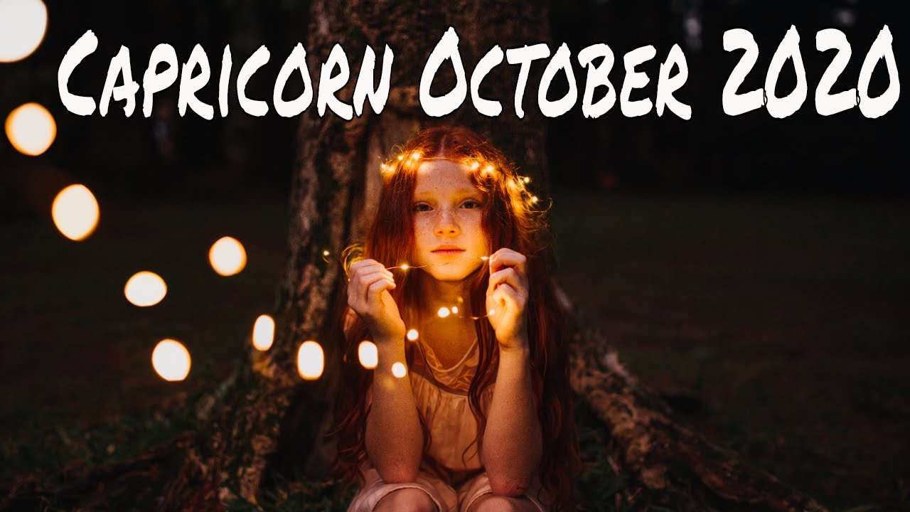 Capricorn October 2020 ~ the Miracle that Lead Her Back Home, Electrifying ~ Intuitive Tarot Reading