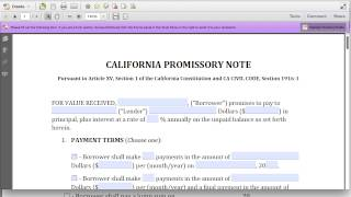 How to Write a Primisorry Note | PDF & Word