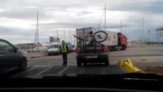 Boarding Ferry from Palma to Denia (Stop Over Ibiza)