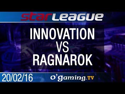 INnoVation vs Ragnarok - TvZ - 2016 SSL S1 - Ro16