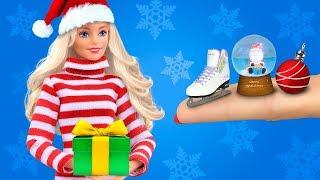 як зробити для ляльок зимові речі