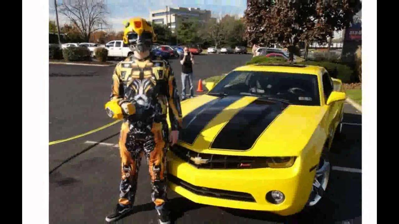 Bumblebee Chevy Camaro  erheriada  YouTube