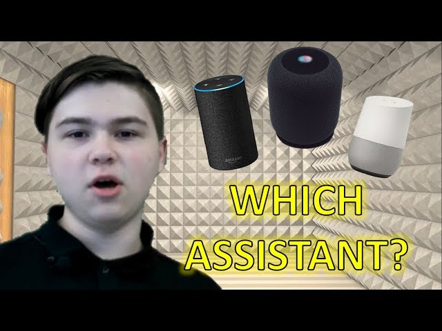 Smart Home Assistants: Which one is for you?