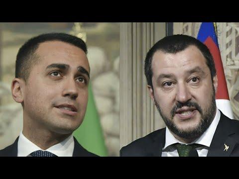 Italie: la Ligue et le Mouvement 5Étoiles publient un programme de gouvernement commun
