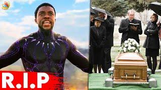 Shocking! Black Panther Hero Dies at 43 | Actor Chadwick Boseman, Wakanda, Marvel
