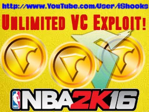 NEW NBA 2K16 New Unlimited VC Glitch | NBA 2K16 Unlimited VC Exploit | NBA 2K16 VC Glitch