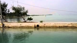 Dermaga pulau pari, kepulauan seribu