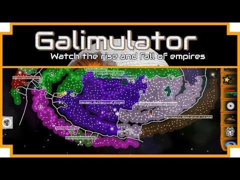 Galimulator - (Space Empire Simulation Game)