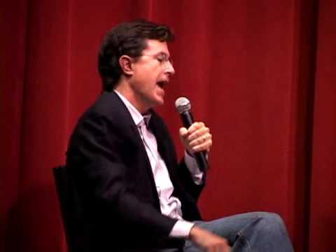 Stephen Colbert at the JBFC
