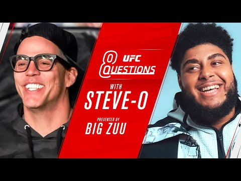 8 QUESTIONS WITH STEVE-O | Hosted By Big Zuu