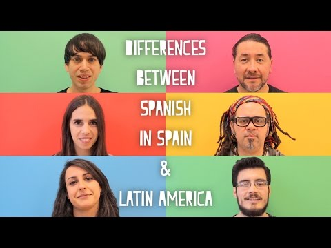What are the differences between Spanish in Latin America and Spain? | Babbel Insights